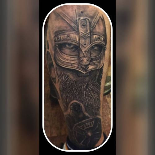 Wikinger Viking Tattoo